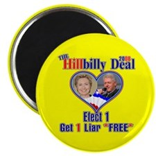 Hillbilly 2008 Deal Magnet