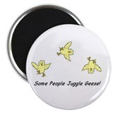 "Unique Juggle 2.25"" Magnet (10 pack)"