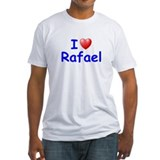 I Love Rafael (Blue) Shirt
