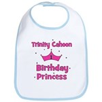 Custom - First Birthday - Tri Bib