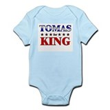 TOMAS for king Onesie