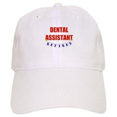 Retired Dental Assistant Cap