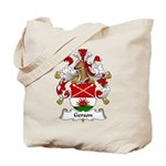 Gerson Family Crest Tote Bag