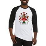 Gerson Family Crest Baseball Jersey