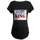 TOBY for king T-Shirt