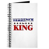 TERRENCE for king Journal