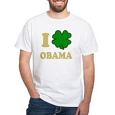 I Shamrock Obama Shirt