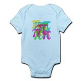 Pi Infant Bodysuit