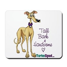 Tall Bark Handsome Mousepad
