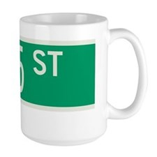 35th Street in NY Mug