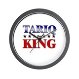 TARIQ for king Wall Clock