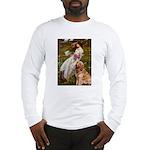Windflowers & Golden Long Sleeve T-Shirt