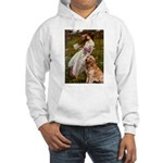 Windflowers & Golden Hooded Sweatshirt