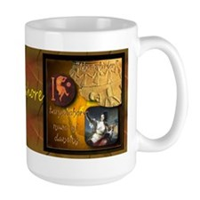 Greek Goddess Terpsichore Mug
