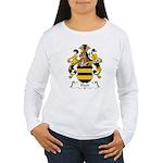 Flach Family Crest Women's Long Sleeve T-Shirt