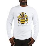 Flach Family Crest Long Sleeve T-Shirt