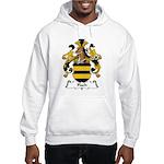 Flach Family Crest Hooded Sweatshirt