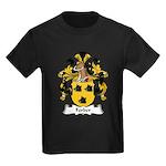 Ferber Family Crest  Kids Dark T-Shirt
