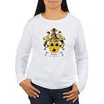 Ferber Family Crest  Women's Long Sleeve T-Shirt
