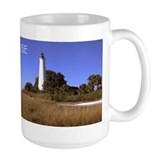 St. Marks Lighthouse Mug