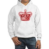 Red Crown Jumper Hoodie