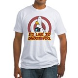 WTD: I'd like to shoot you Shirt
