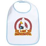 WTD: I'd like to shoot you Bib