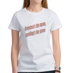 Grandma's the name Women's T-Shirt