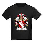 Elben Family Crest Kids Dark T-Shirt