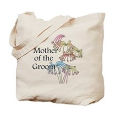 Fireworks Mother of the Groom Tote Bag