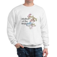 Fireworks Mother of the Bride Sweatshirt