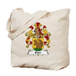 Ehler Family Crest Tote Bag