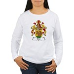 Ehler Family Crest Women's Long Sleeve T-Shirt