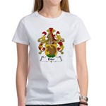 Ehler Family Crest Women's T-Shirt