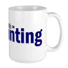 Coffee + Math = Accounting Coffee Mug