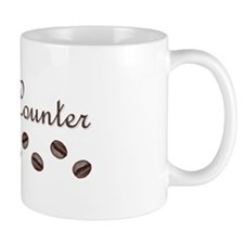 Bean Counter Coffee Beans Small Mugs