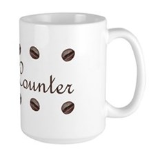 Bean Counter Coffee Beans Coffee Mug