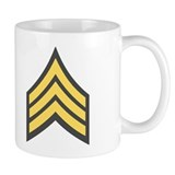 Sergeant <BR>11 Ounce Small Mug 2