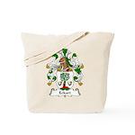 Eckart Family Crest Tote Bag