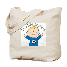 I'm A Big Brother Tote Bag