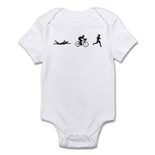 Women's Triathlon Icons Infant Bodysuit