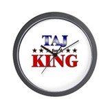 TAJ for king Wall Clock