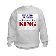 TAB for king Sweatshirt