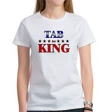 TAB for king Tee