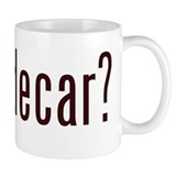 got sidecar? Small Mug