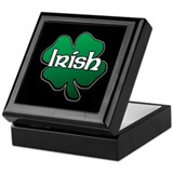 Irish v10 Keepsake Box