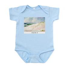 NC Light Houses Infant Bodysuit