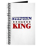 STEPHEN for king Journal