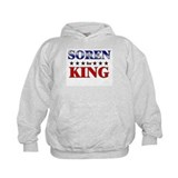 SOREN for king Hoody