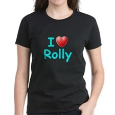 I Love Rolly (Lt Blue) Tee